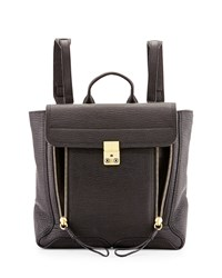 Pashli Leather Zip Backpack Black 3.1 Phillip Lim