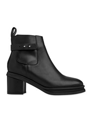 Whistles Hadd Cleat Stud Boot Black