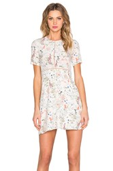 The Kooples Floral Dress White