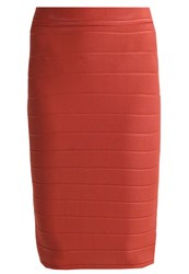 New Look Pencil Skirt Light Coral