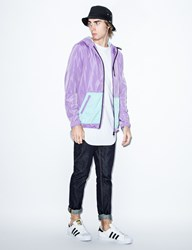 Kommon Universe Lilac Cosmic Shell Jacket