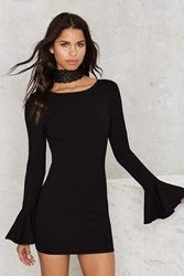 Nasty Gal Bell From Heaven Mini Dress