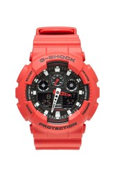 G Shock Ga 100 Limited Edition Red