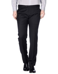 57 T Casual Pants Black