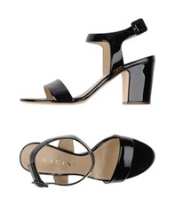 Vicini Footwear Sandals Women Black