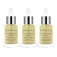 Circcell Skincare Extraordinary Face Oil Trio