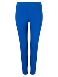 Phase Eight Amina Zip 7 8Th Jeggings Blue
