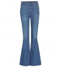 Citizens Of Humanity Cherie High Rise Flared Jeans Blue