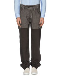 Dandg Trousers Casual Trousers Men Cocoa