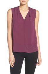 Women's Velvet By Graham And Spencer Sleeveless Challis Top