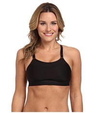 Champion The Show Off Black Women's Bra