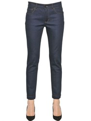 Dolce And Gabbana Brut Cotton Denim Jeans