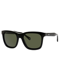 Jack Spade Wagner Two Tone Square Sunglasses Black