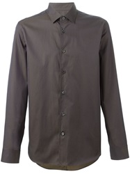 Marc Jacobs Classic Shirt Grey