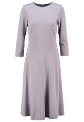 Kiomi Jersey Dress Opal Grey