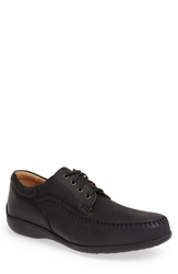 Neil M 'Williams' Moc Toe Derby Men Black