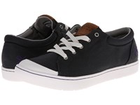 Mozo The Maven Canvas Black White Women's Shoes