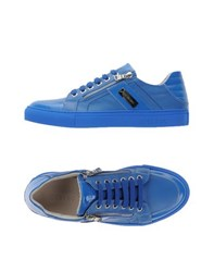 Iceberg Footwear Low Tops And Trainers Men Azure