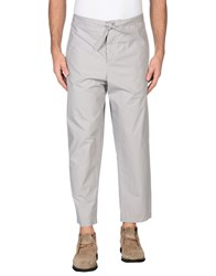 Umit Benan Trousers Casual Trousers Men Grey