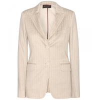 Loro Piana Linen And Cotton Blazer