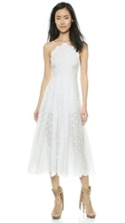 Alice Mccall Color Of The Cloud Jumpsuit White