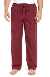 Polo Ralph Lauren Men's Cotton Lounge Pants Laramie Plaid