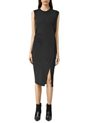 Allsaints Leone Dress Black