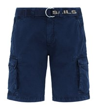 North Sails Adam Cargo Shorts Male Navy