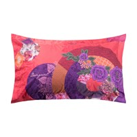 Desigual Romantic Patch Pillowcase 50X80cm