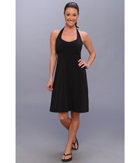 Columbia Armadale Halter Top Dress Black Women's Dress