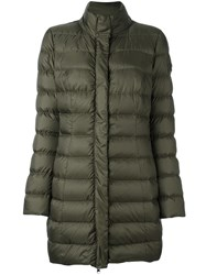 Peuterey Padded Coat Green