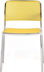 Kartell Audrey Shiny Chair Without Arms Set Of 2