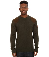 Dale Of Norway Furu Masculine Sweater Moss Green Men's Sweater