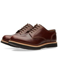 Grenson Drew Derby Shoe Brown