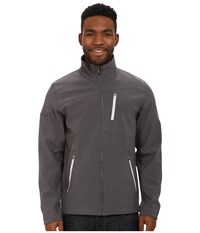 Spyder Fresh Air Soft Shell Jacket Polar Cirrus Men's Jacket Gray