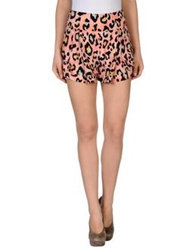 Matthew Williamson Escape Shorts Salmon Pink