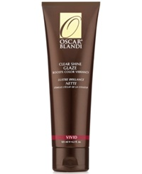 Oscar Blandi Clear Shine Glaze 4.2 Oz.