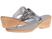 Onex Zoey Pewter Women's Sandals