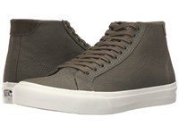 Vans Court Mid Canvas Ivy Green Men's Skate Shoes