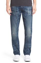 True Religion Men's Big And Tall Brand Jeans 'Rocco' Slim Fit Jeans Dfsm Lost Horizon