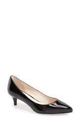 Cole Haan 'Juliana 45' Pointy Toe Pump Women Black Patent