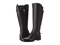Naturalizer Joan Black Leather Women's Boots
