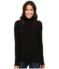 Pendleton Timeless Turtleneck Black Women's Clothing