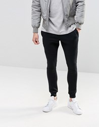 Jack And Jones Tapered With Contrast Panel Black