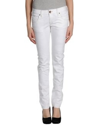 Zu Elements Denim Pants White