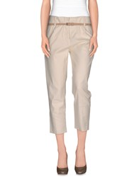 Tela Trousers Casual Trousers Women Beige