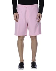 Peter Millar Trousers Bermuda Shorts Men Pink