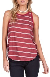 Volcom Women's Down To Ride Tank