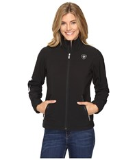 Ariat New Team Softshell Black Women's Clothing
