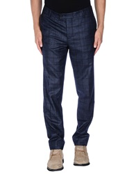 Brunello Cucinelli Casual Pants Dark Blue